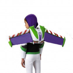 Asas e Jatos do Buzz Lightyear Toy Story Infantil