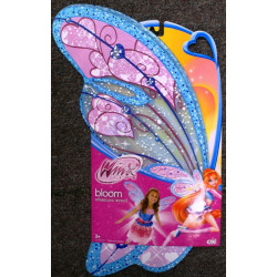 Asas Infantil Winx Club Bloom