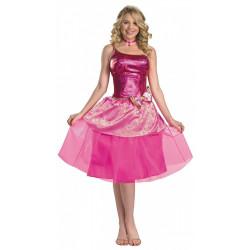 Fantasia Adulto Barbie Escola de Princesas