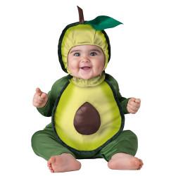 Fantasia Abacate Bebê Parmalat Infantil