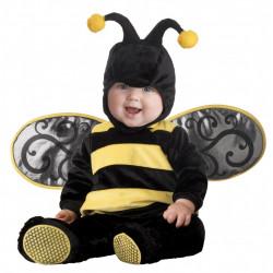 Fantasia Abelha Bebê Parmalat