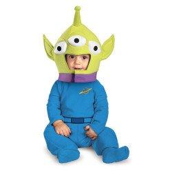 Fantasia Alien Toy Story Bebê