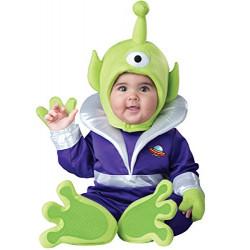Fantasia Alien Toy Story Bebê Luxo