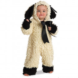 Fantasia Animal Ovelha Bebê Parmalat