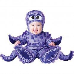 Fantasia Animal Polvo Bebê Parmalat