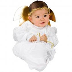Fantasia Anjo Bebê Luxo