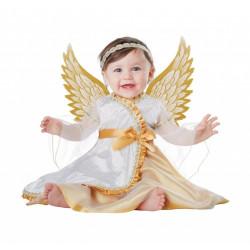 Fantasia Anjo da Guarda Divino Bebê