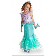 Fantasia Ariel Disney Infantil