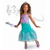 Fantasia Ariel Disney Infantil Clássica