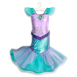 Fantasia Ariel Disney Infantil Elite