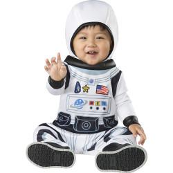 Fantasia Astronauta Bebê Clássico