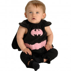Fantasia BatGirl para Bebê