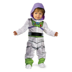 Fantasia Buzz Lightyear Bebê