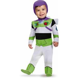 Fantasia Buzz Lightyear Bebê Luxo