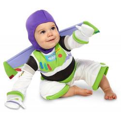 Fantasia Buzz Lightyear Bebê Luxo Disney