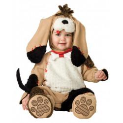 Fantasia Cachorro Bebê Parmalat