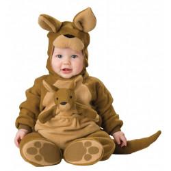 Fantasia Canguru Bebê Parmalat