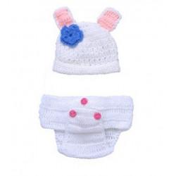 Fantasia Crochet Artesanal Coelhinho