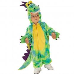 Fantasia Dinossauro Dragão Infantil Bebê