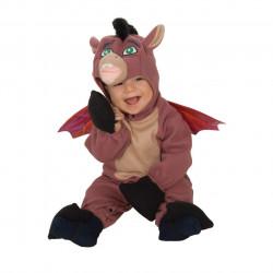 Fantasia Dragão Burro Bebê Shrek
