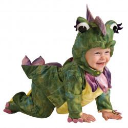Fantasia Dragão Dinossauro Bebê