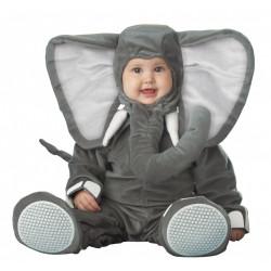 Fantasia Elefante Bebê Parmalat