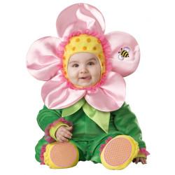 Fantasia Flor Bebê Parmalat