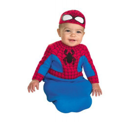 Fantasia Homem Aranha Bebê