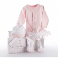 Fantasia Infantil Bailarina Bebê Elite