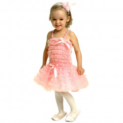 Fantasia Infantil Bailarina Pink