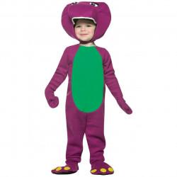 Fantasia Infantil Bebê Barney