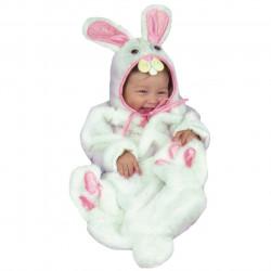 Fantasia Infantil Bebê coelho