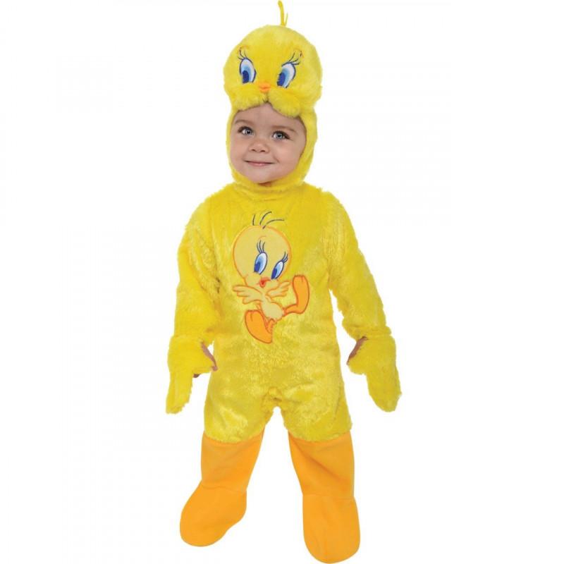 Fantasia Infantil Bebê Do Piu Piu Da Looney Tunes