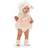 Fantasia Infantil Bebê Ovelha Bebê Parmalat Luxo