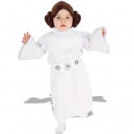 Fantasia Infantil Bebê Star Wars Princesa Leia