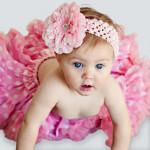 Fantasia Infantil Bebê Tutu Bailarina Rosa