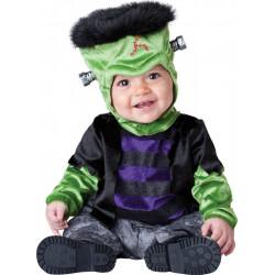 Fantasia Infantil Frankenstein Bebê