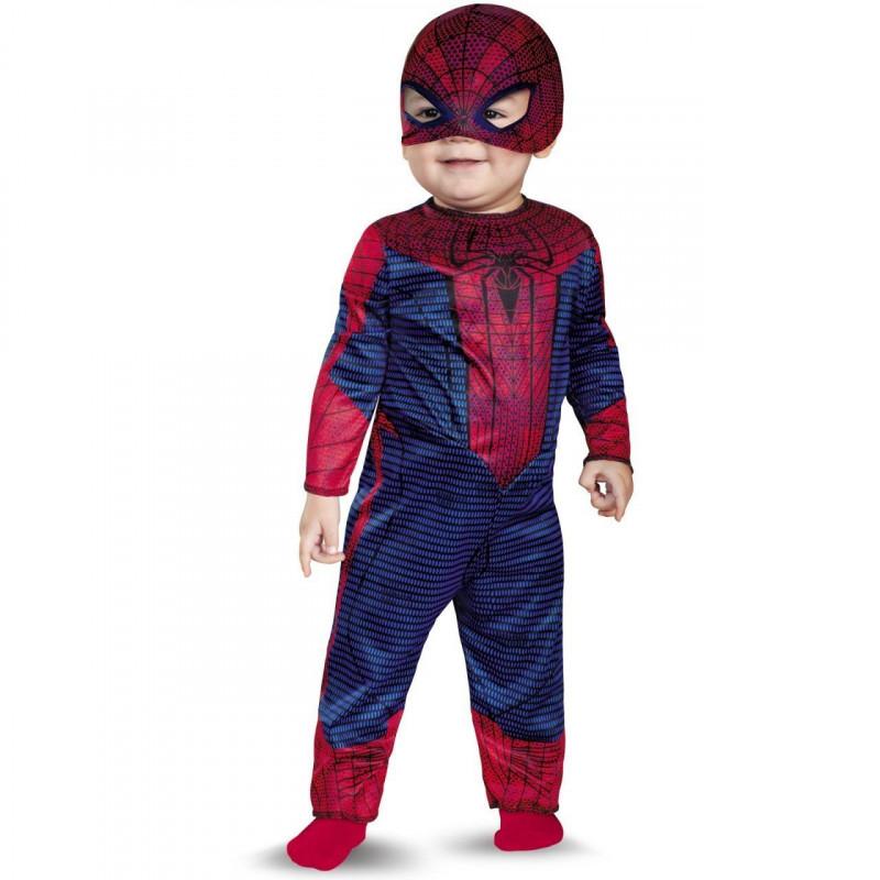 Fantasia Infantil Homem Aranha Bebê e6729f034b5
