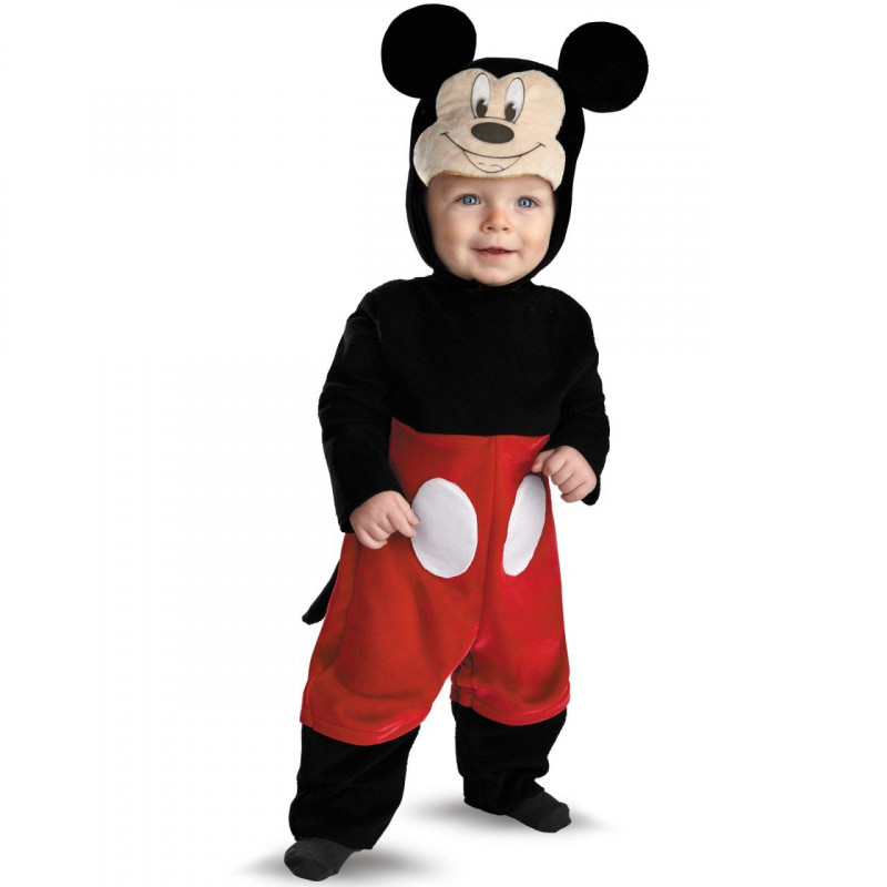 14ab7d67b7d96c Fantasia Infantil Mickey Mouse Clássica