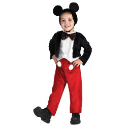 Fantasia Infantil Mickey Mouse Luxo