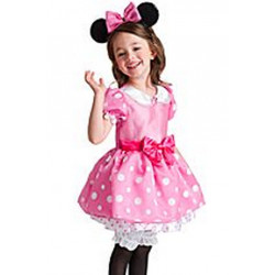 Fantasia Infantil Minnie Mouse