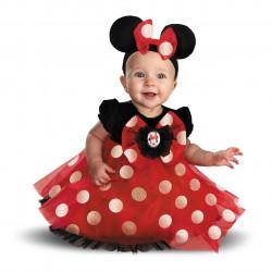 Fantasia Infantil Minnie Mouse Clássica