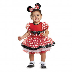 Fantasia Infantil Minnie Mouse Luxo