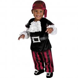 Fantasia Infantil Pirata Bebê