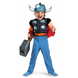 Fantasia Infantil Thor com Músculos