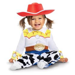 Fantasia Jessie Bebê Toy Story