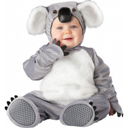 Fantasia Koala Bebê Parmalat