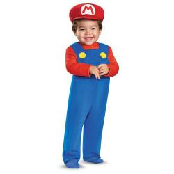 Fantasia Mario Bros Bebê