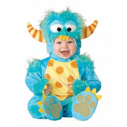 Fantasia Monstro Bebê Parmalat