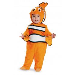 Fantasia Nemo Bebê Infantil